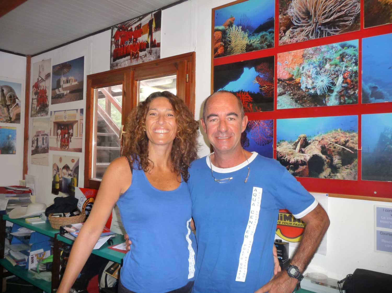 Orso Diving Club in Poltu Quatu