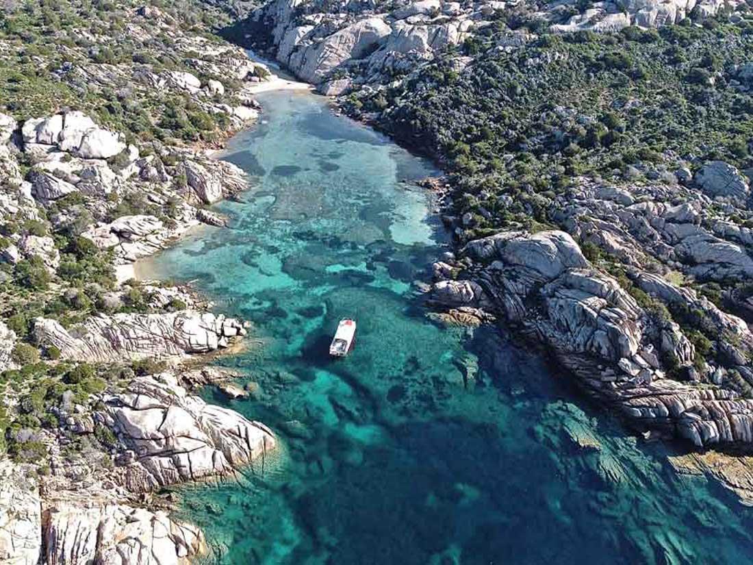 Escursioni snorkeling Sardegna